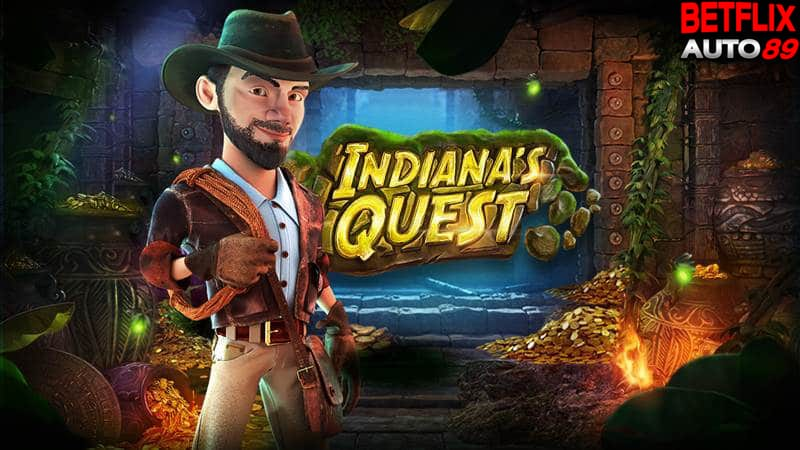 Evoplay Indianas Quest